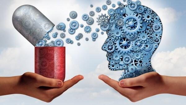 mozek - 5 věcí, které váš mozek potřebuje, abyste se nezbláznili.