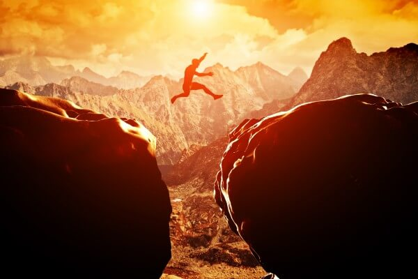 Motivace - Bojujte. Nenechte se odradit. O žabičce, co to dokázala