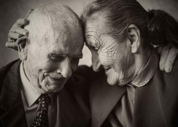 Motivace - Stáří je výsada, ne neštěstí